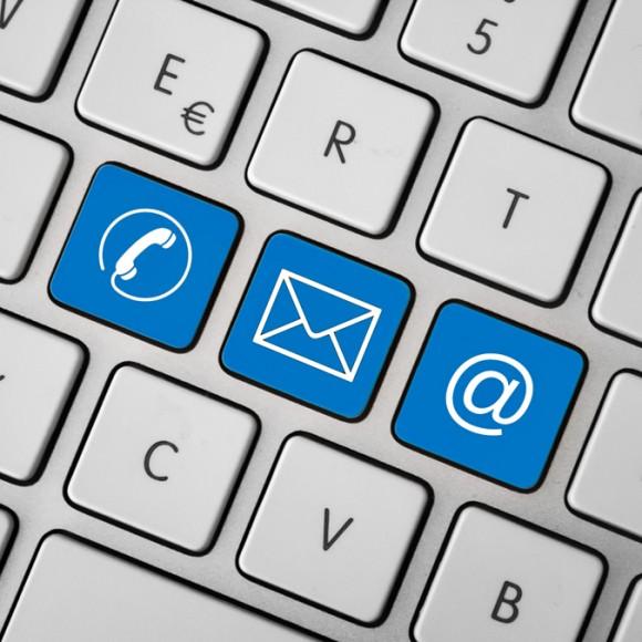 teclado de contacto