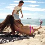 Consejos para ligar en la playa