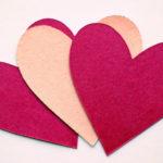 Tipos de amor: la teoría de los colores del afecto